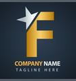 logo-f vector image
