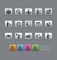 business opportunities - satinbox series vector image vector image