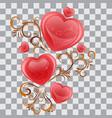 heart5 vector image vector image
