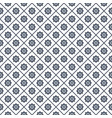 seamless pattern with simple geometric shapes vector image vector image