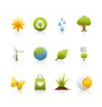icon set ecology