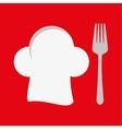 menu food design vector image