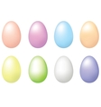 eggs for Easter vector image vector image