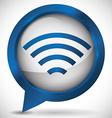 Wi-fi design vector image vector image
