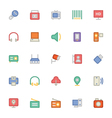 Communication Icons 10 vector image vector image