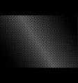 dark carbon fiber background stock vector image