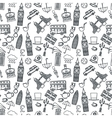 england seamless pattern vector image