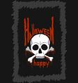Halloween Feast vector image vector image