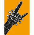 Hard Rock vector image vector image