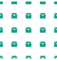 box icon pattern seamless white background vector image vector image