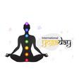international yoga day 7 chakra