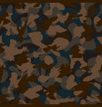 war camouflage seamless pattern can be used for vector image vector image