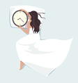 personal time vector image