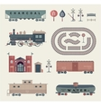 Train set vector | Price: 3 Credits (USD $3)