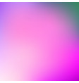 abstract blur background with purple pink color vector image vector image