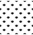 lips pattern seamless vector image