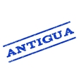 Antigua Watermark Stamp vector image vector image