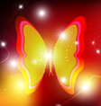 Butterfly background design