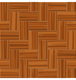 Herring-bone parquet tiling vector image vector image