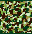 war universal nature camouflage seamless pattern vector image vector image