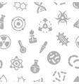 chemistry science details glyph seamless vector image
