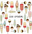 Ice cream variations