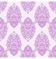 floral leaf pink lotus vector image vector image