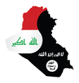 Iraq Conflict vector image vector image
