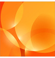 Abstract circle background for cards vector image vector image