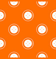 button for clothing pattern seamless vector image vector image