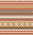 seamless asian retro pattern print vector image vector image
