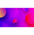 violet light background with circles and abstract