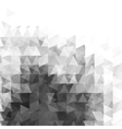 Abstract grayscale light template background vector image
