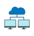 Cloud Connectivity vector image vector image