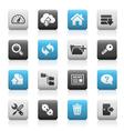 Hosting Icons Matte Series
