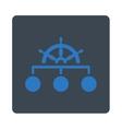 Rule icon vector image vector image