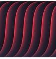 Futuristic light background vector image