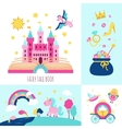 Fairy Tale Concept vector image