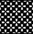 geometric pattern traversal carved figures vector image vector image
