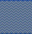 seamless pattern of waves vector image vector image