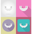 sport flat icons 26 vector image vector image