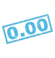 000 Rubber Stamp vector image vector image