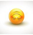 Cute upside down face emoticon emoji