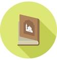 Religious Book vector image vector image