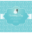 Weding pattern vector image vector image