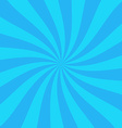 Abstract spiral striped background Star burst vector image