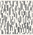 seamless pattern of rounded lines and dots vector image vector image