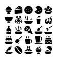 Food Icons 13 vector image