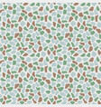 terrazzo texture stone marble chips seamless vector image