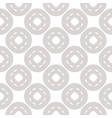 white and gray subtle geometric seamless pattern vector image vector image